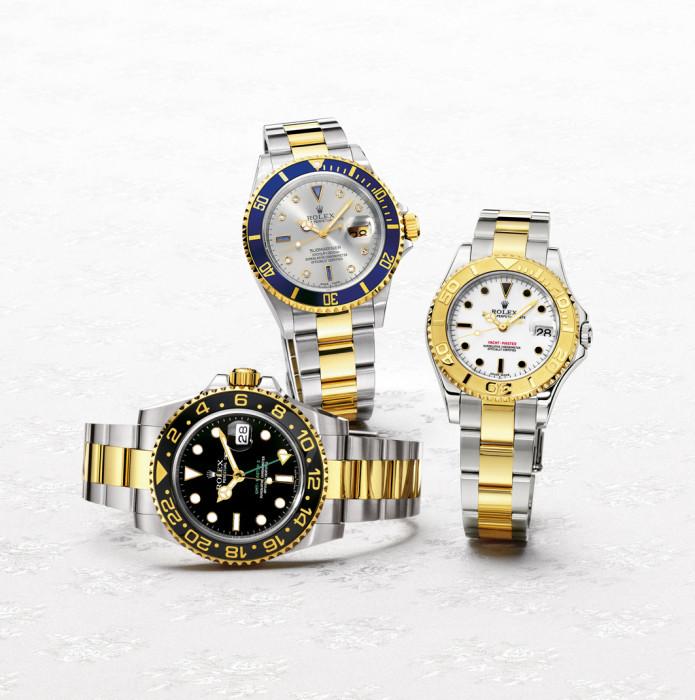 Rolex_3_Uhren